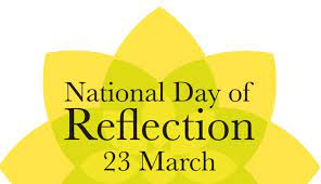 Burnham-On-Sea residents invited to join National Day of Reflection on  March 23rd